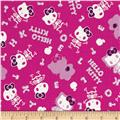 Hello Kitty Skeletons Pink