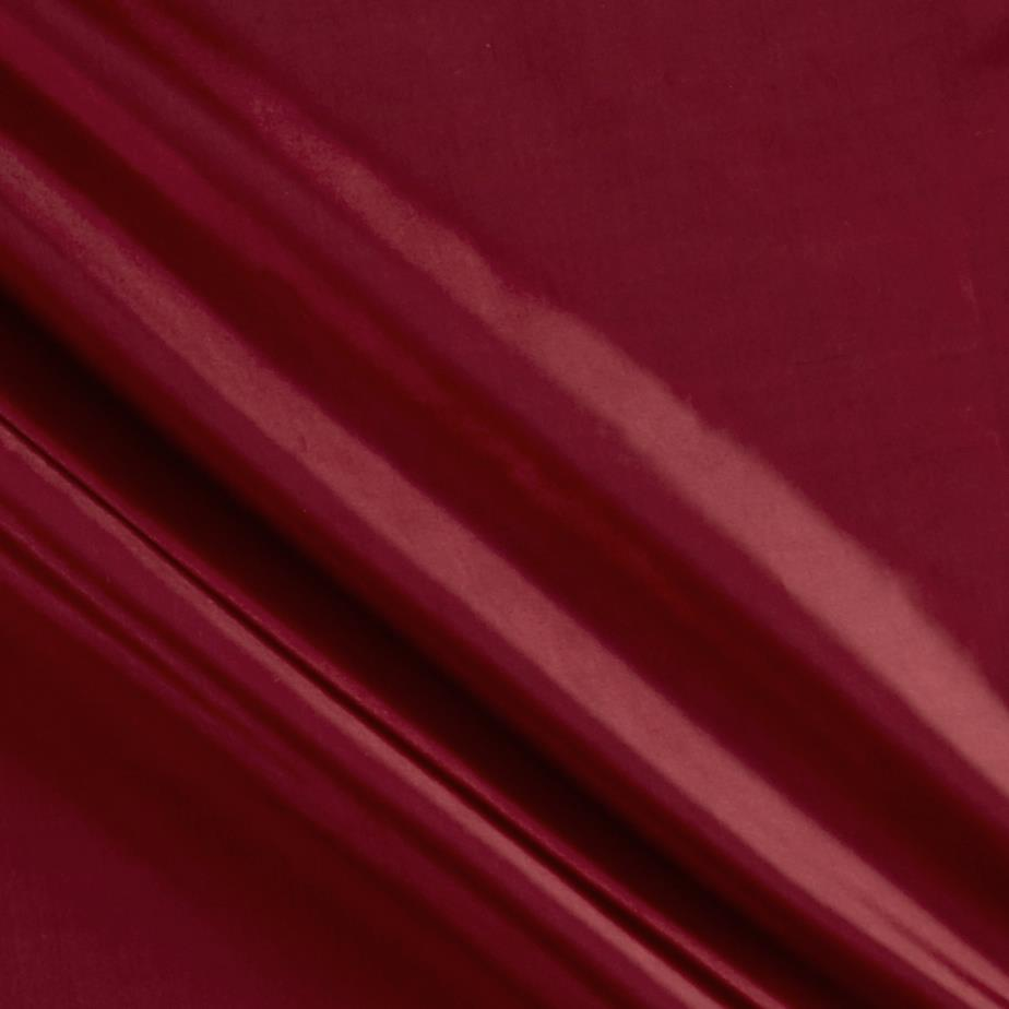 Polyester Lining Maroon
