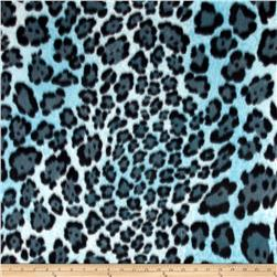 Polar Fleece Print Big Hunter Teal