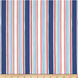 Splash Regatta Stripe Blue