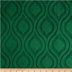 Premier Prints Embossed Marquise Cuddle Emerald