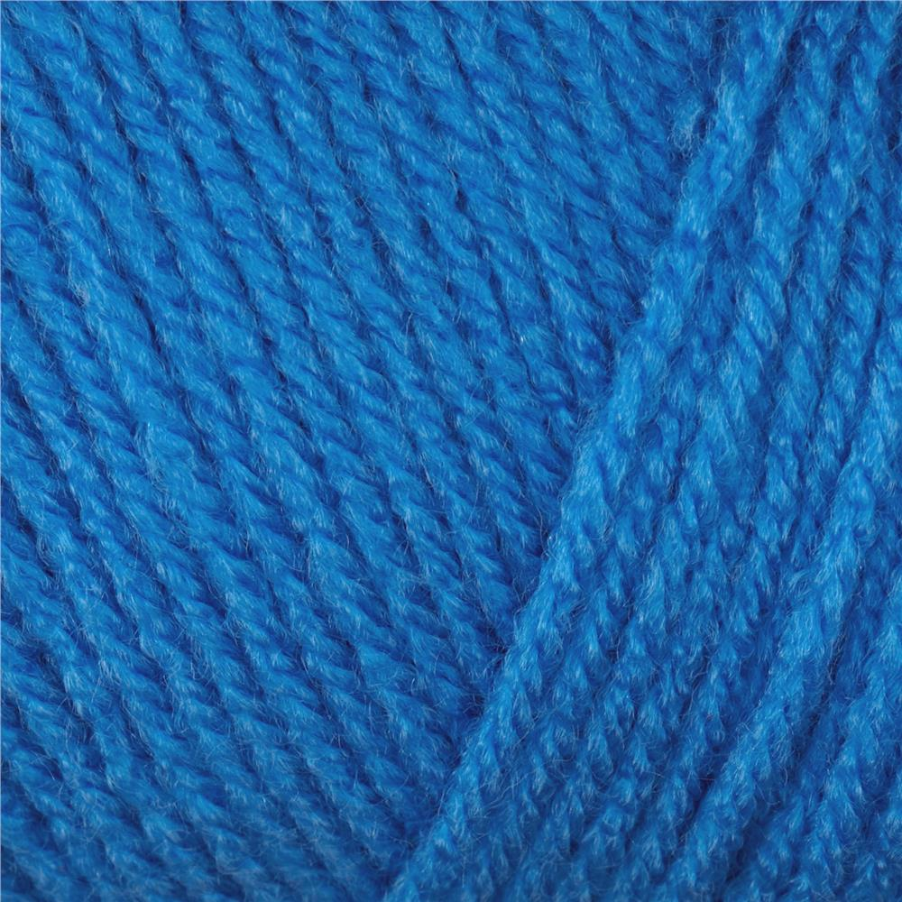 Red Heart Super Saver Yarn 885 Delft Blue