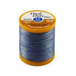 Coats & Clark Dual Duty Plus Denim 125yds Denim Blue