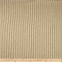 Home Accents Kent Ticking Stripe Cashew Fabric
