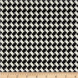 Marni Double Knit Houndstooth Black/White