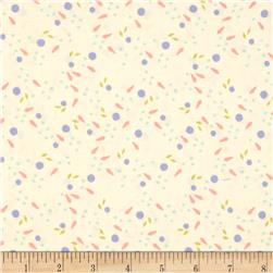 Kaleidoscope Fragments Light Cream