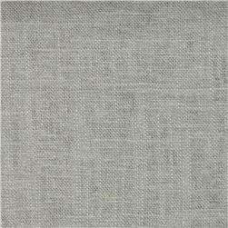 Jaclyn Smith Linen/Rayon Blend Cement Fabric
