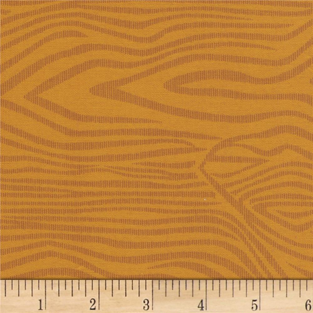 "110"" Wide Quilt Back Moire Gold"