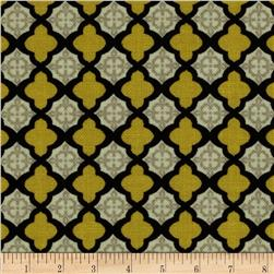 Wilderness Lodge Foulard Yellow