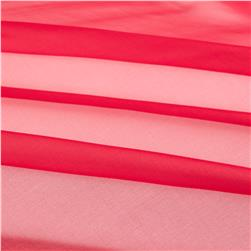 Telio Silk Organza Red