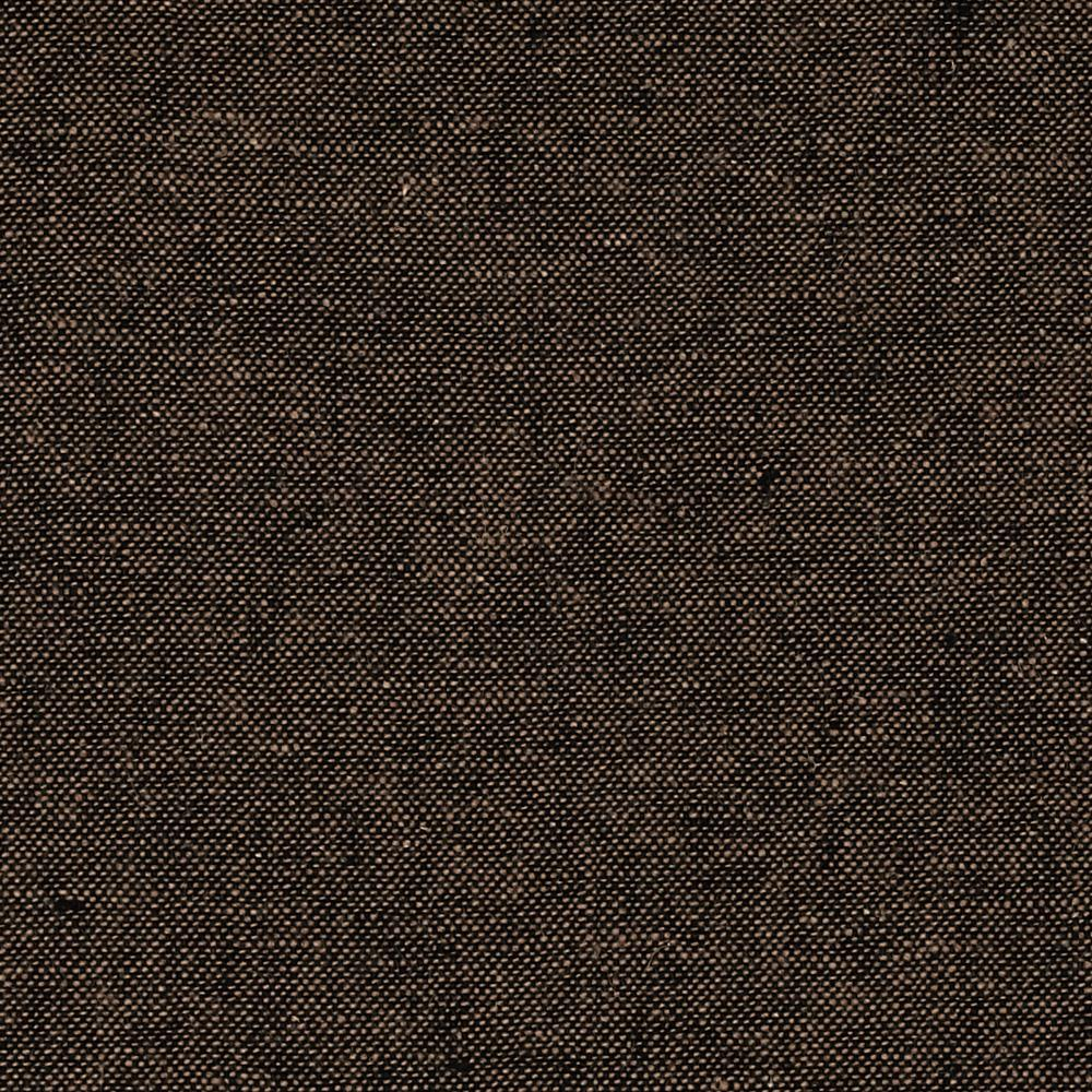 Kaufman Essex Yarn Dyed Linen Blend Espresso Fabric By The Yard
