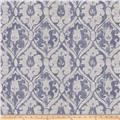 Fabricut Ironclad Faux Silk Navy