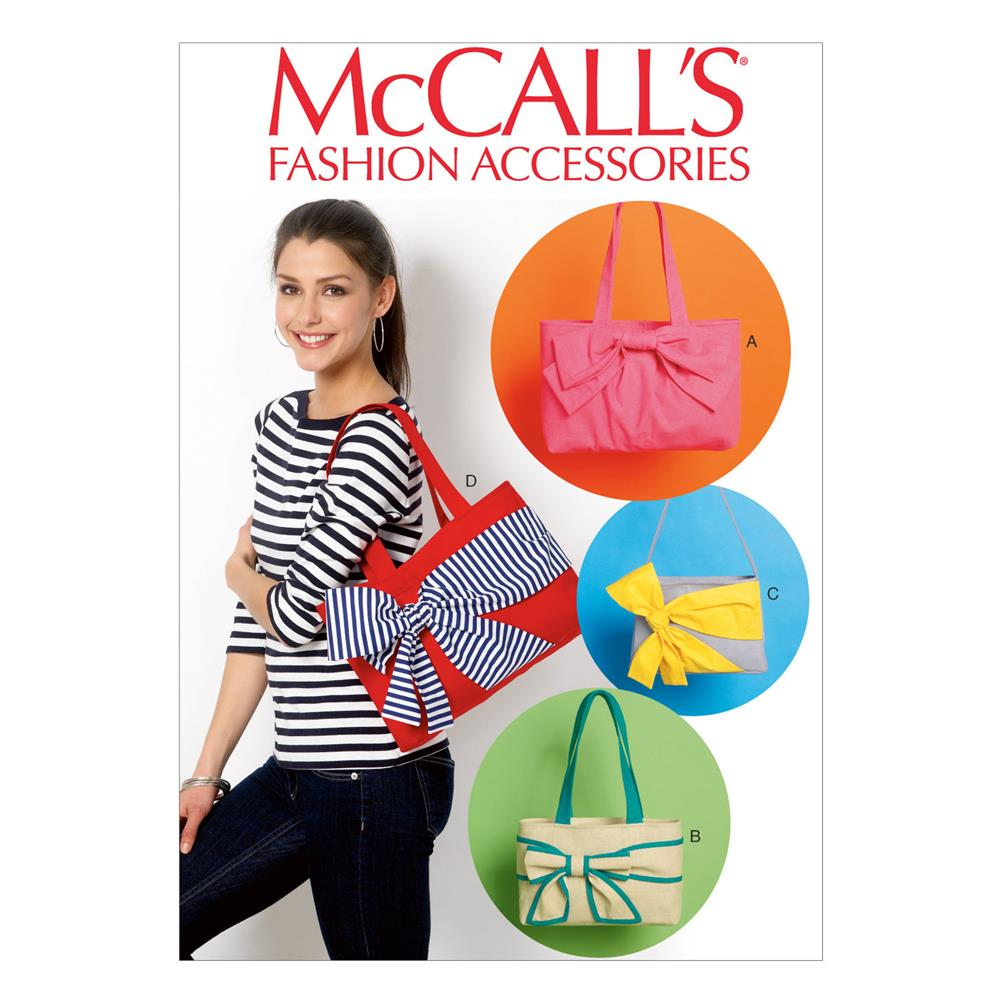 McCall's Bags Pattern M6977 Size OSZ