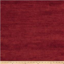 Fabricut Highlight Velvet Velvet Cherry