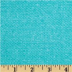 Michael Miller Migration Bark Cloth Turquoise