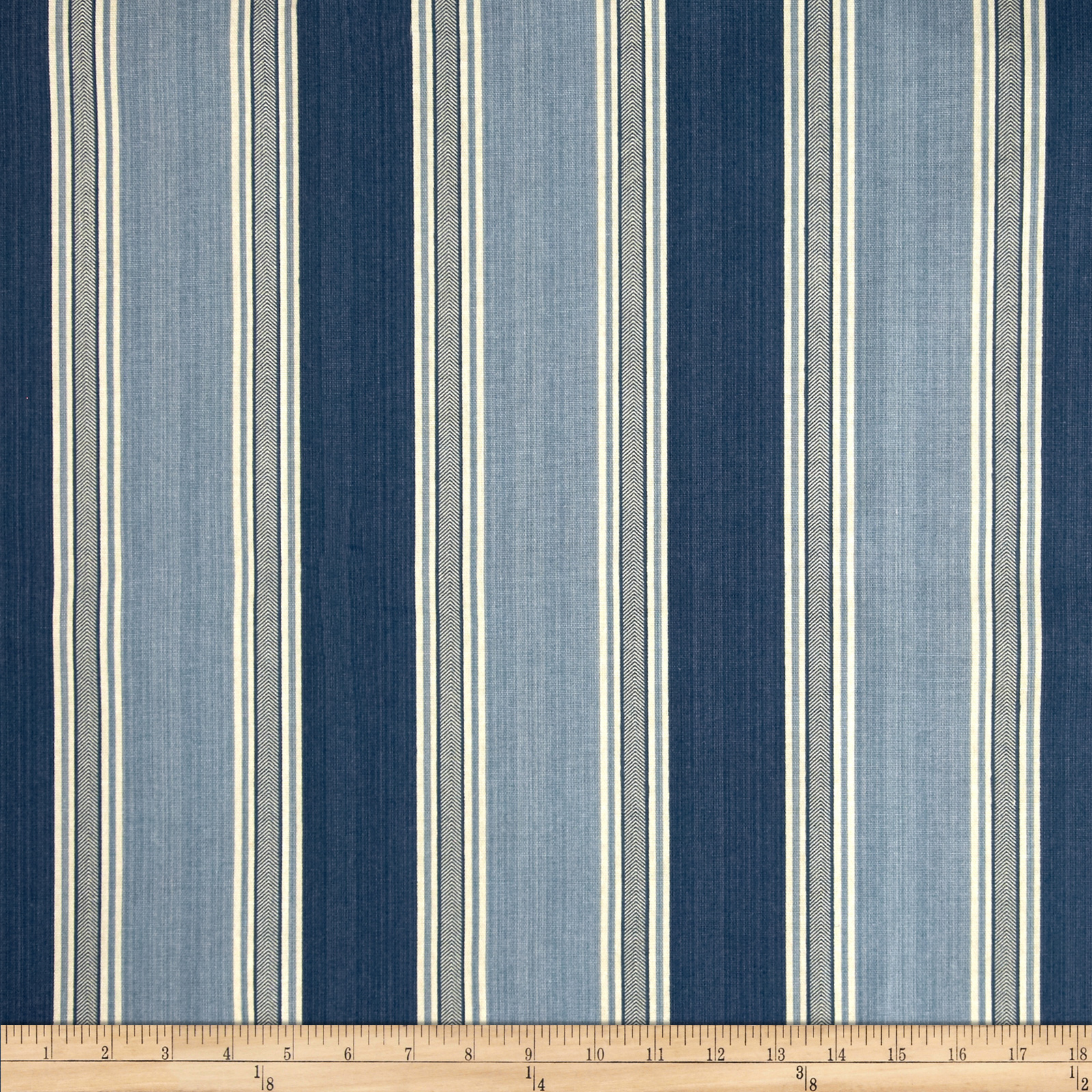 Waverly Stripe Fabric Discount Designer Fabric Fabric Com