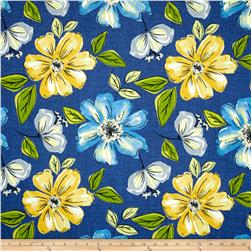 Maco Indoor/Outdoor Janice Royal Fabric