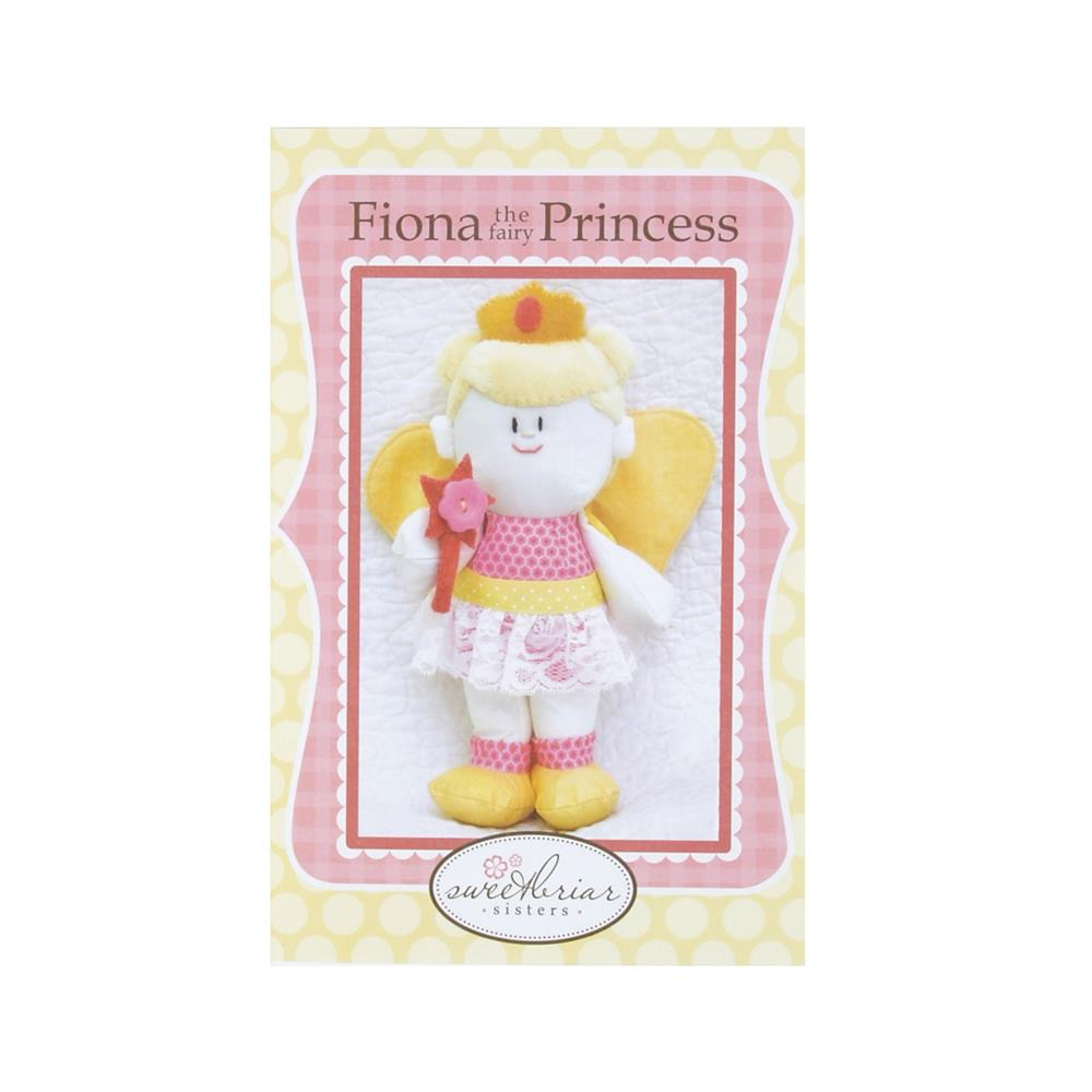 Sweetbriar Sisters Fiona The Fairy Princess Stuffed Animal Pattern