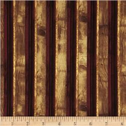 World of Horses Stripe Brown