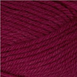 Lion Brand Vanna's Choice Yarn (112) Raspberry