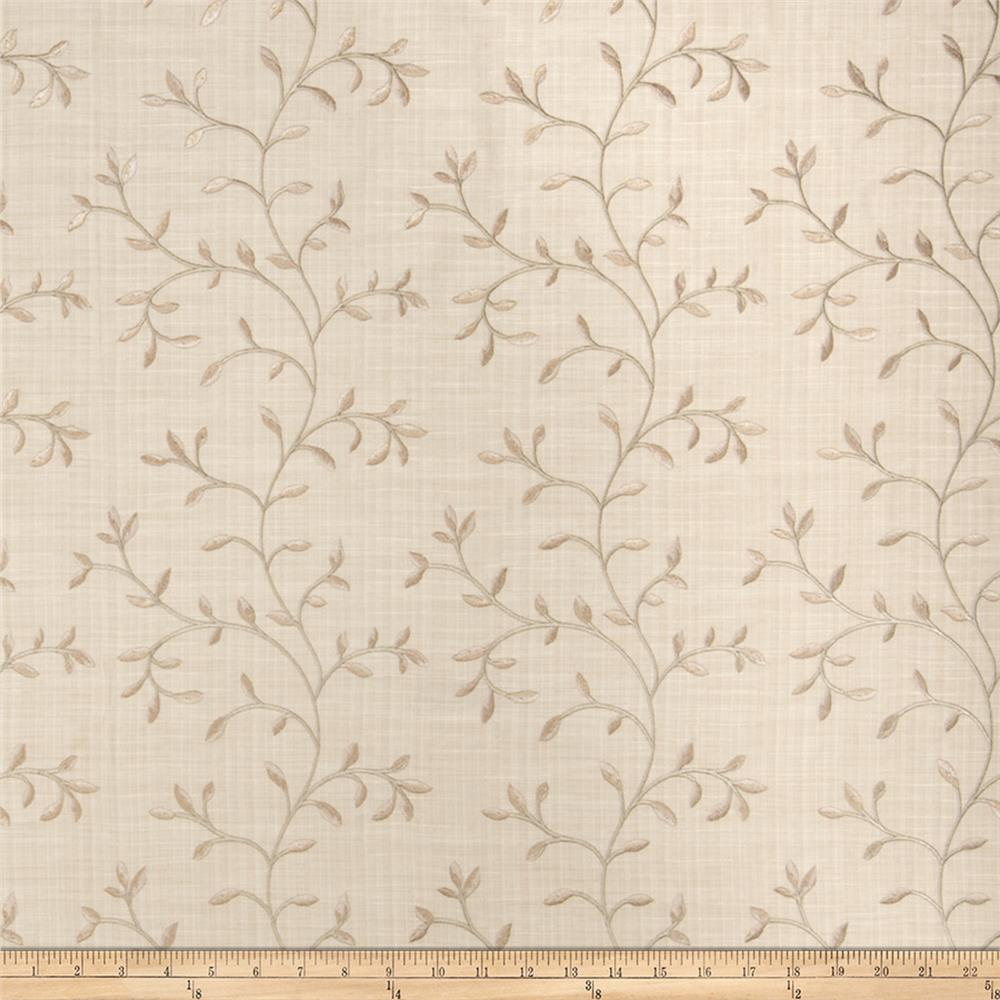Trend 02334 Embroidered Linen