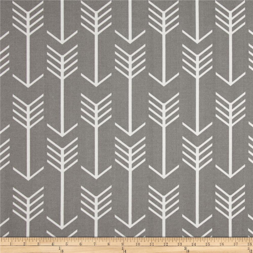 premier prints arrow indoor outdoor grey discount
