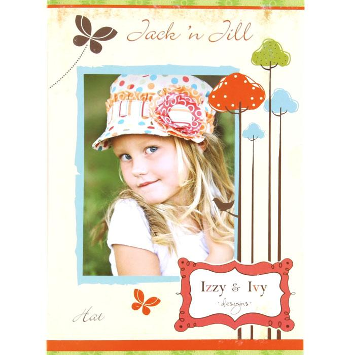 Izzy & Ivy Jack and Jill Hat Pattern