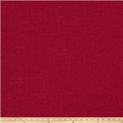 Fabricut Haney Linen Viscose Moroccan Red