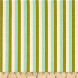 Moda Contempo Stripes Seafoam