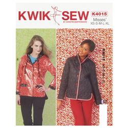 Kwik Sew Misses' Lined Jackets Pattern