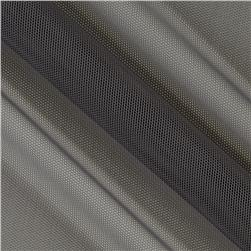 Telio Stretch Nylon Mesh Knit Grey