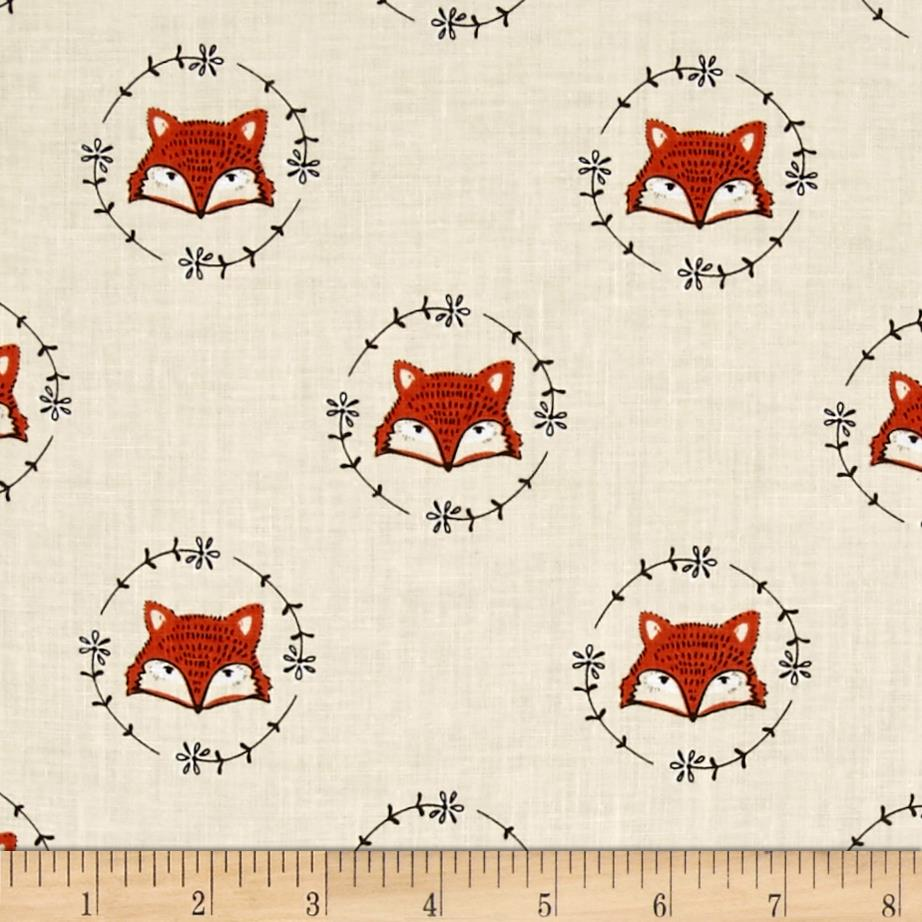 Wilderness Fox Ivory