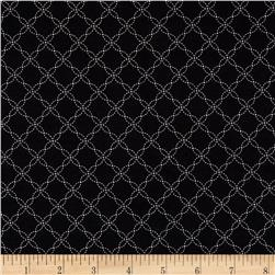 Kimberbell's Merry & Bright Lattice Black