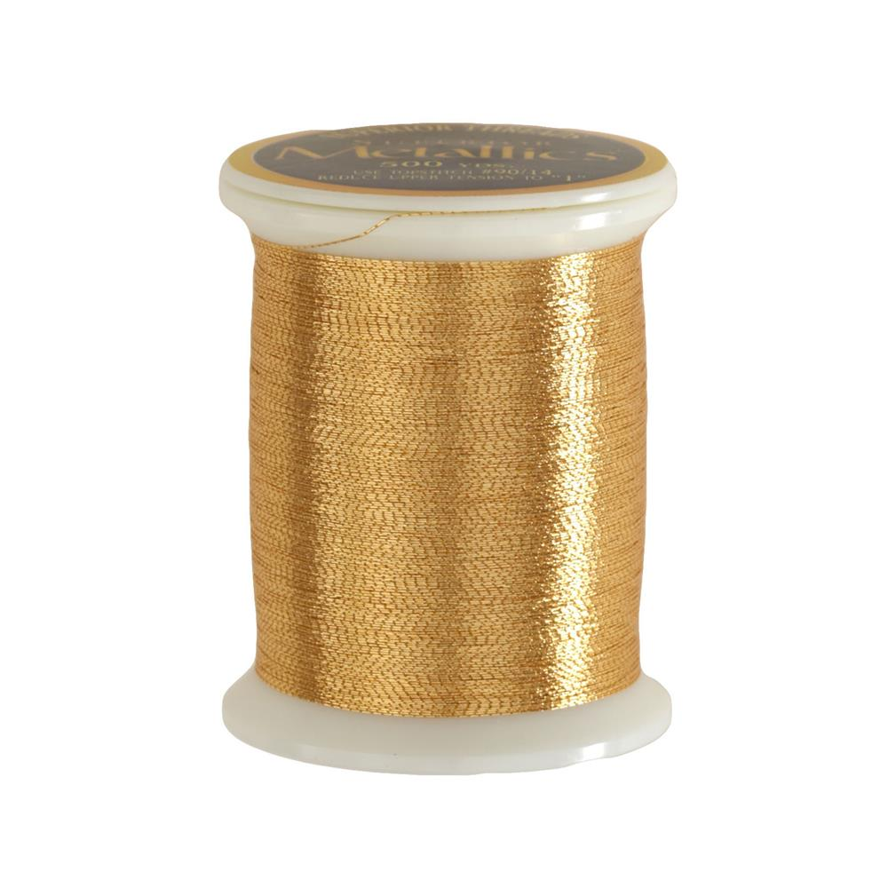 Superior Metallic Thread 500yds Gold
