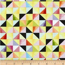 Michael Miller Flight Patterns Faceted Flight Multi