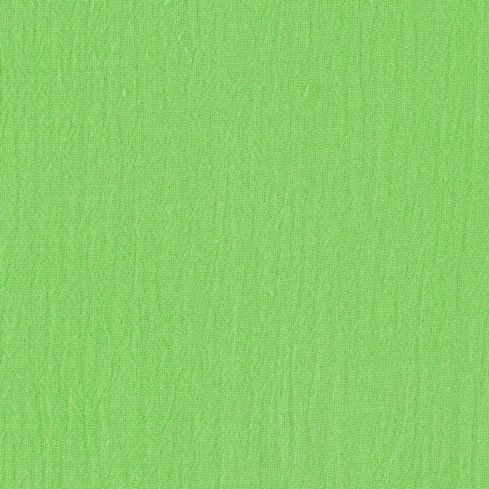 Island Breeze Gauze Lime Fabric