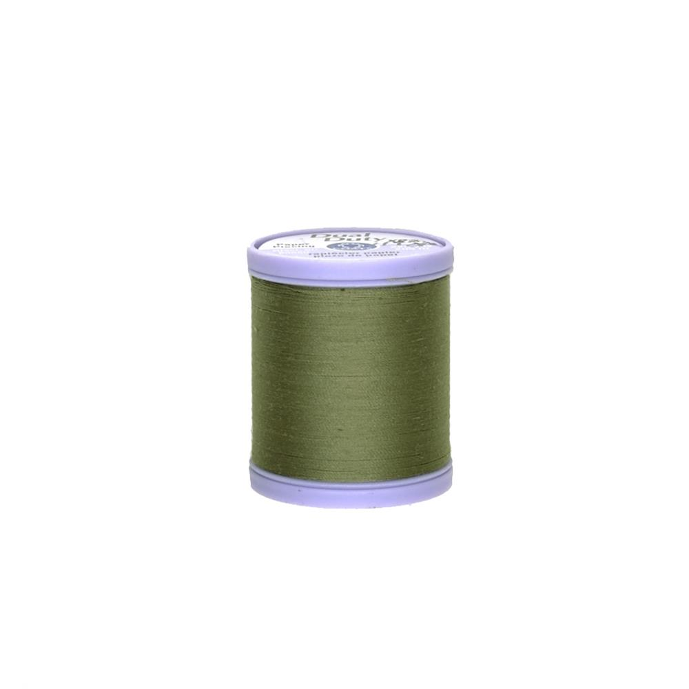Coats & Clark Dual Duty XP Paper Piecing Thread Green Linen