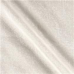 "World Wide 110"" Metallic Sheer White"