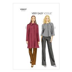 Vogue Misses' Jacket and Pants Pattern V8937 Size B50