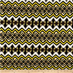 Ponte de Roma African Tribal Black/White