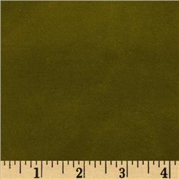 Sueded Flannel Olive
