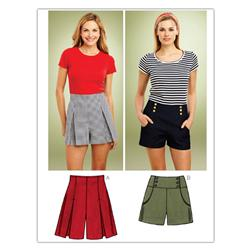 Kwik Sew Misses Shorts (3854) Pattern