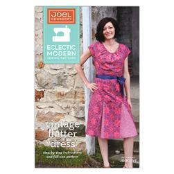 Joel Dewberry Vintage Flutter Dress Pattern