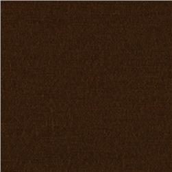 Designer Stretch Rayon Blend Jersey Knit Brown