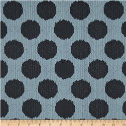 Tula Pink Moon Shine Static Dot Indigo
