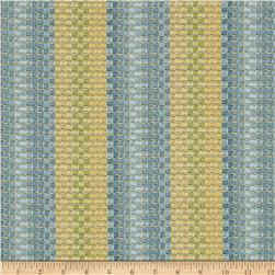 Savannah Ribbon Weave Blue/Multi