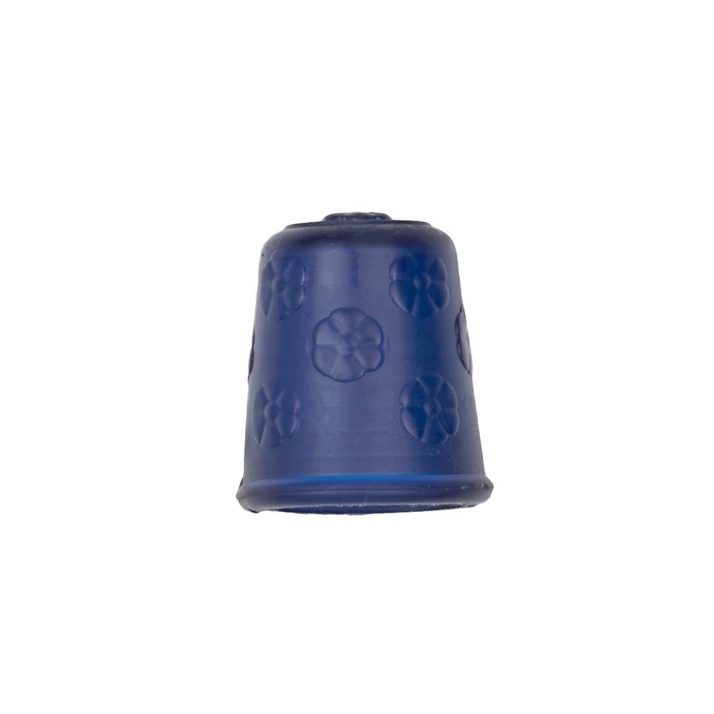 "Dill Rubberized Thimble 3/4"" Blue"