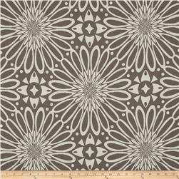 Golding Flower Optic Jacquard Grey