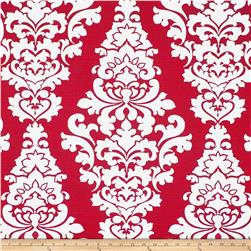 Premier Prints Berlin Slub Deep Pink Fabric