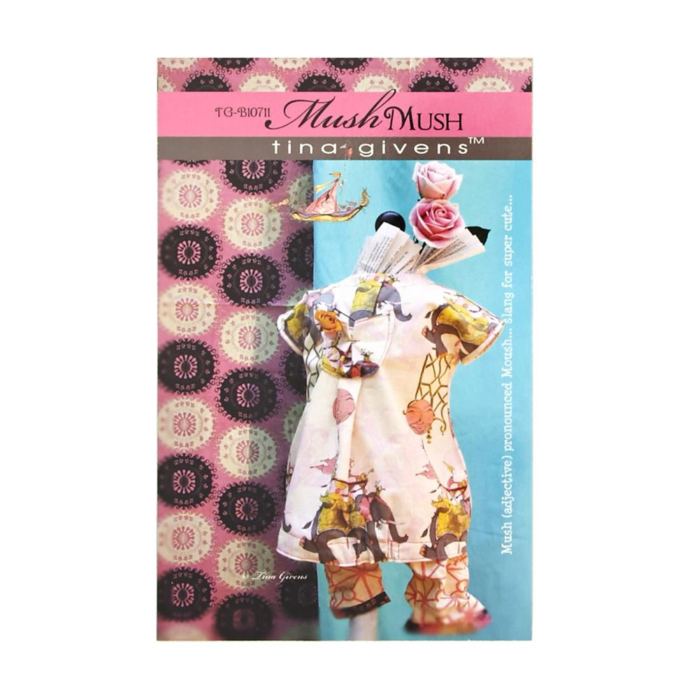 Tina Givens Mush Mush Dress And Pants Pattern